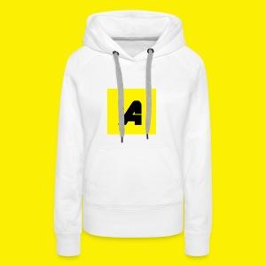 Baseball T-shirt Kids - Vrouwen Premium hoodie