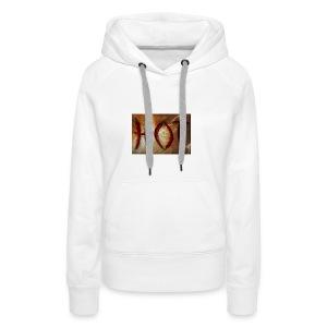 hot - Sweat-shirt à capuche Premium pour femmes