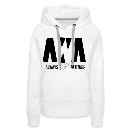 AWA B - Frauen Premium Hoodie