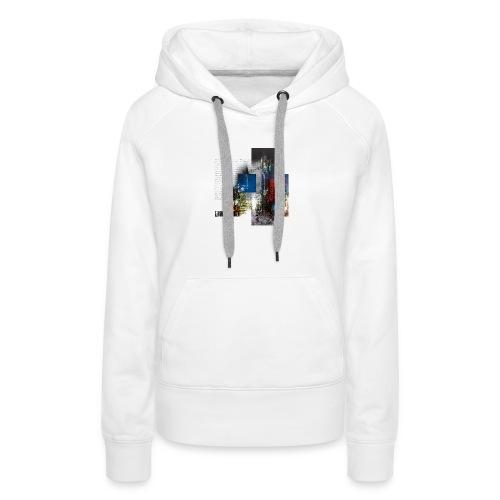 Shades 2018 - Sweat-shirt à capuche Premium pour femmes