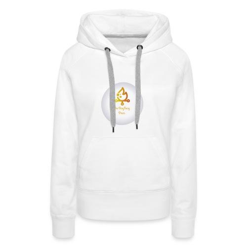 Collection Générale The BingBang Dress - Sweat-shirt à capuche Premium pour femmes
