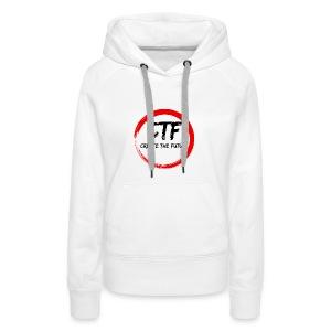 CTF RED/BLACK - Vrouwen Premium hoodie