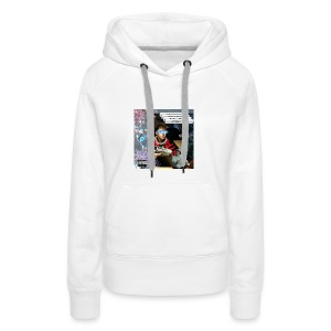 me swag and yung lean - Frauen Premium Hoodie
