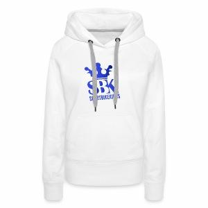 SBK blue - Frauen Premium Hoodie
