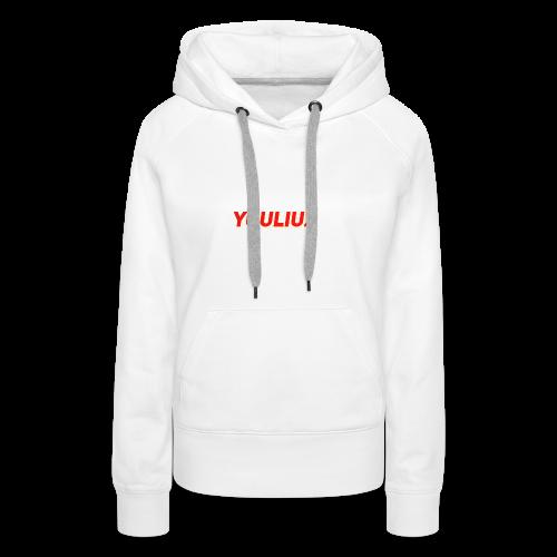 Youliuz merchandise - Vrouwen Premium hoodie
