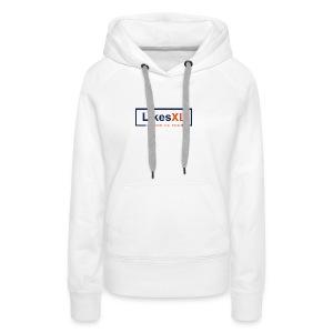 LikesXL 2017 transparent - Women's Premium Hoodie