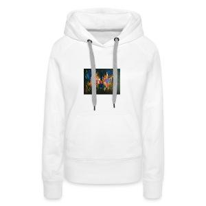 IMG 3075 - Sweat-shirt à capuche Premium pour femmes