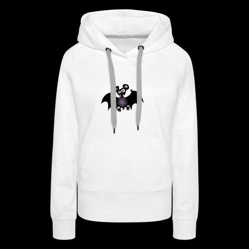 Fledermaus - Frauen Premium Hoodie