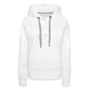 Coding Energie Check - Frauen Premium Hoodie