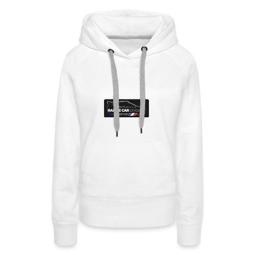 logo rc composite - Sweat-shirt à capuche Premium pour femmes