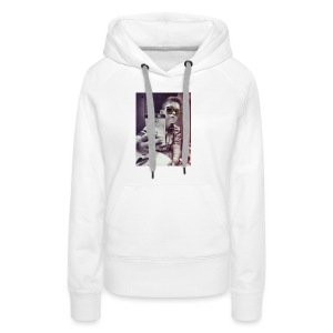 Will Has Vlogs Icon No rounding - Women's Premium Hoodie