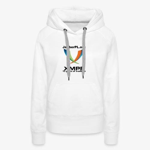 JabberPL.org XMPP - Women's Premium Hoodie
