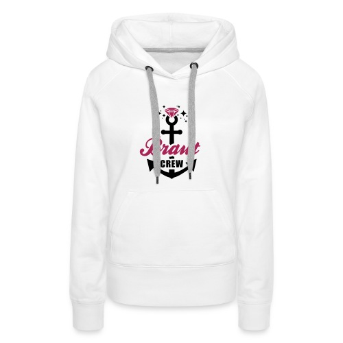 JGA T-Shirt - Team Braut - Braut Crew - Braut - Frauen Premium Hoodie