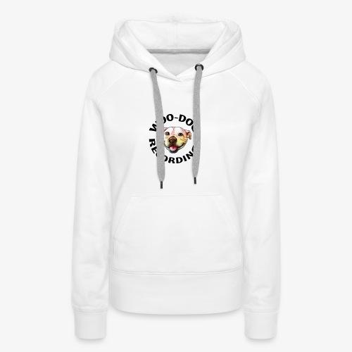 WooDog Logo LSD - Women's Premium Hoodie