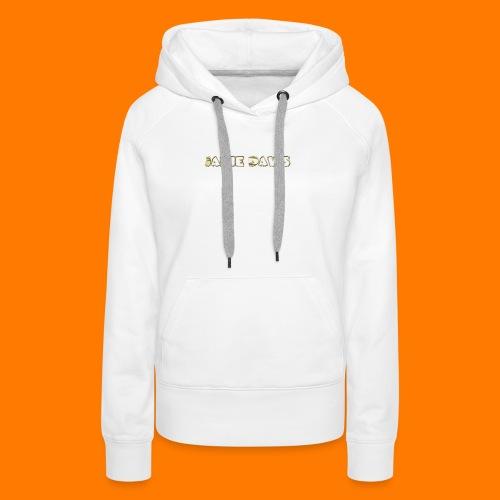 Gold Bar - Women's Premium Hoodie