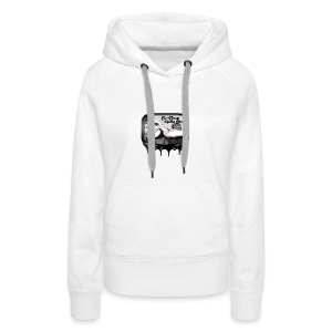 So Deep Radioshow - Sweat-shirt à capuche Premium pour femmes