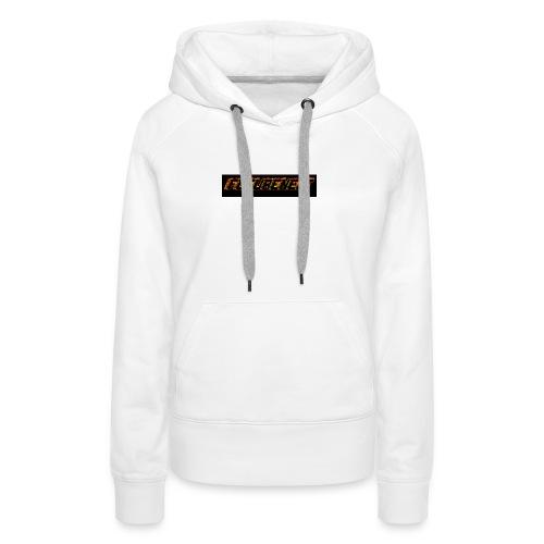 FutureNext - Dame Premium hættetrøje