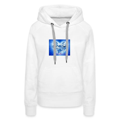 A girls best friend - Vrouwen Premium hoodie