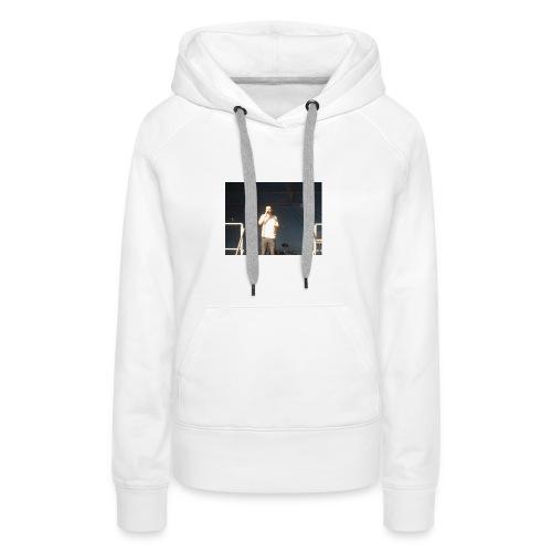 Sébastien Ercker - Sweat-shirt à capuche Premium pour femmes