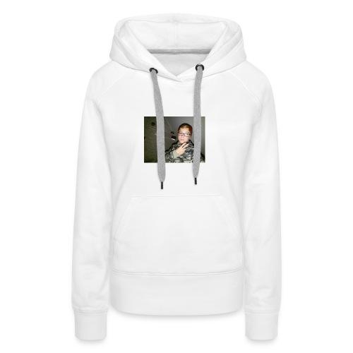 Tylo_GEILO_ - Frauen Premium Hoodie