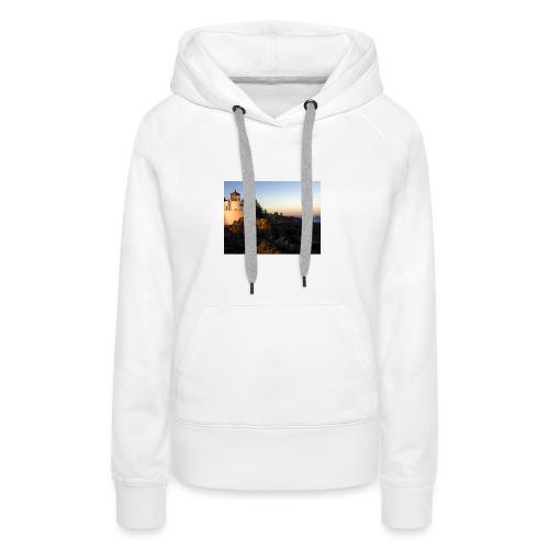 Lighthouse - Frauen Premium Hoodie
