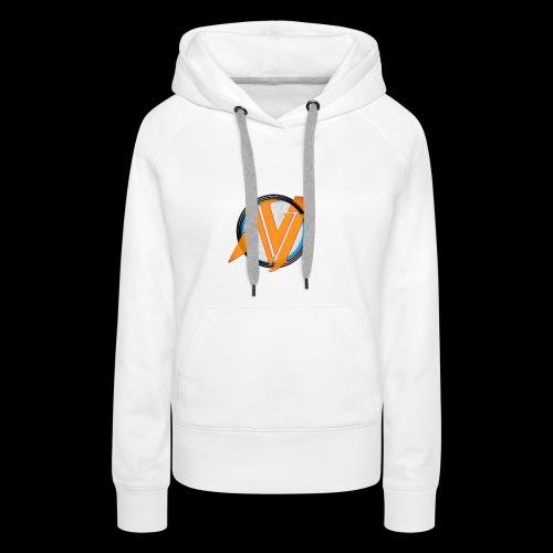 invi.rocks Logo - Frauen Premium Hoodie