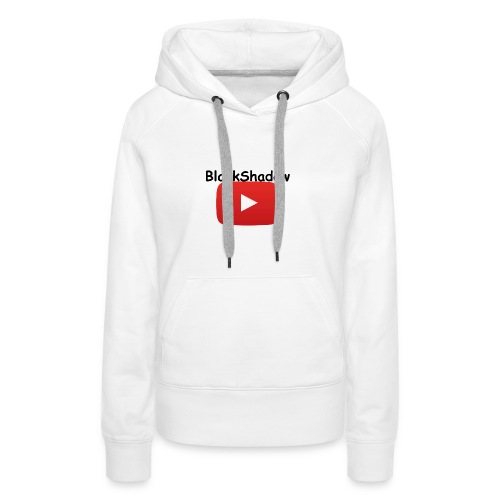 BlackShadow-Youtube - Frauen Premium Hoodie
