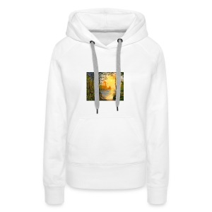 Temple of light - Women's Premium Hoodie