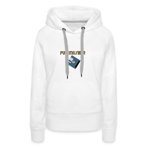 004 time4music - Frauen Premium Hoodie