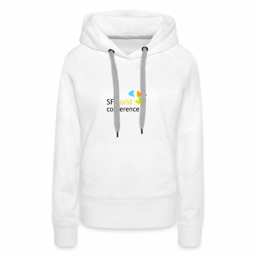 SFworldconference T-Shirts - Frauen Premium Hoodie