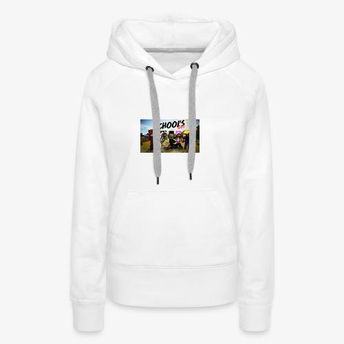 School's out - Vrouwen Premium hoodie