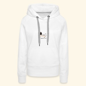 Basil in the bath - Women's Premium Hoodie