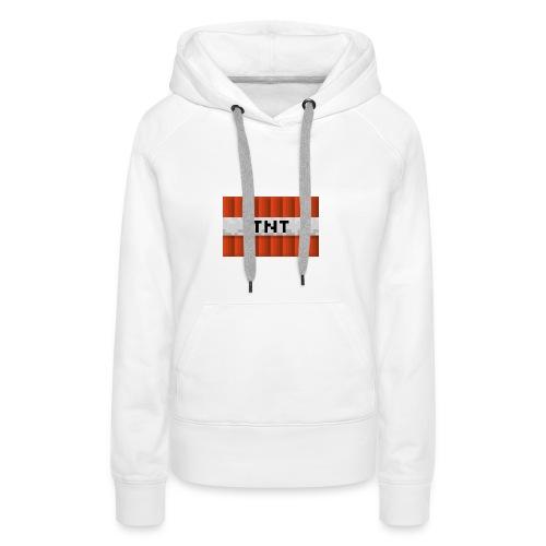 tnt is cool - Vrouwen Premium hoodie