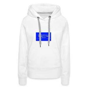 Hard Drive Deleted Notice - Women's Premium Hoodie