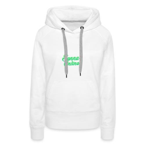 SENNAONLINE 2.0 - Vrouwen Premium hoodie