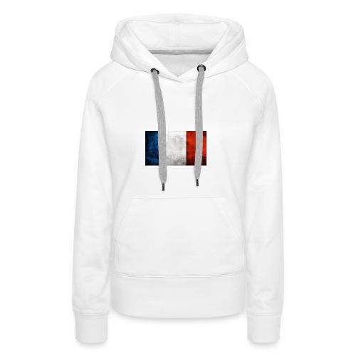 France Flag - Women's Premium Hoodie