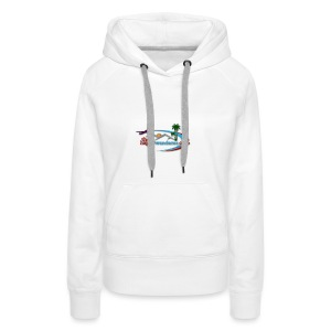 The Happy Wanderer Club - Women's Premium Hoodie