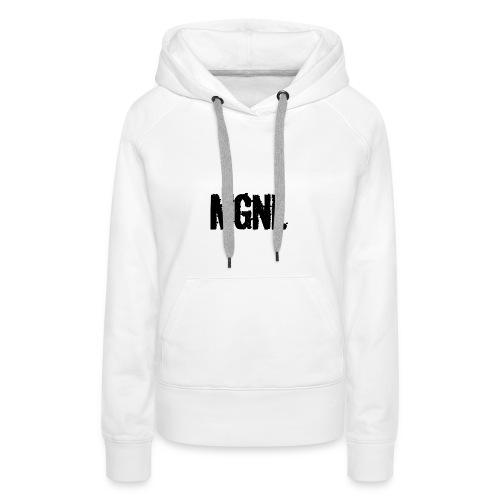 MGNL - Vrouwen Premium hoodie