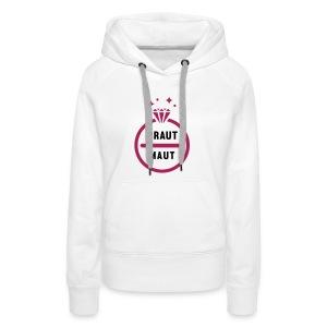 Braut Maut - JGA T-Shirt - JGA Shirt - Party - Frauen Premium Hoodie