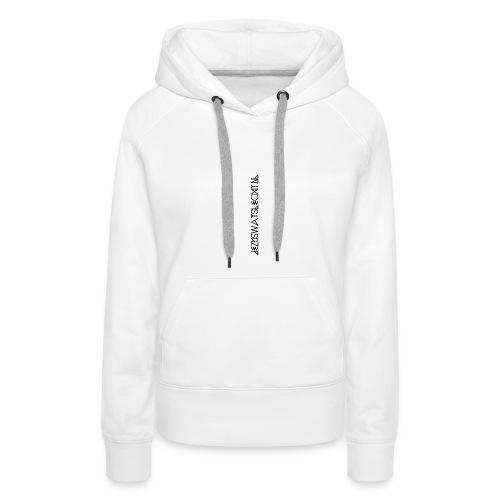 Slippers - Vrouwen Premium hoodie