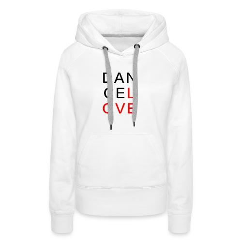 dancelove - Frauen Premium Hoodie