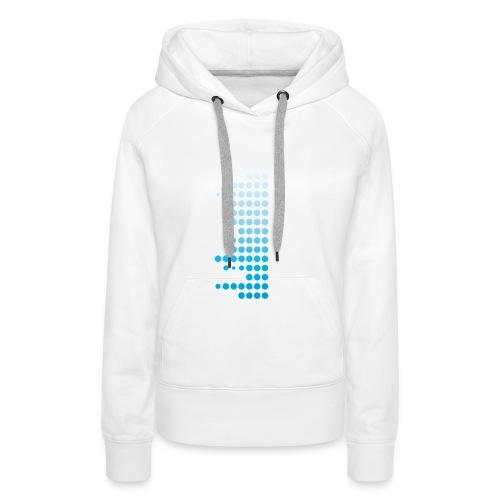 design_dots-png - Frauen Premium Hoodie