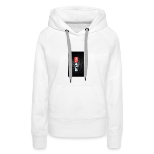 StijnTube - Hoesje I-Phone 5/5s - Vrouwen Premium hoodie