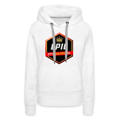 Epic Music NL - Vrouwen Premium hoodie
