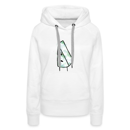 Blue Cheese - Women's Premium Hoodie