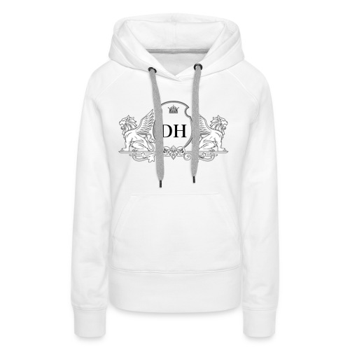 DUTCH HΣRΔ™️ Shield - Vrouwen Premium hoodie