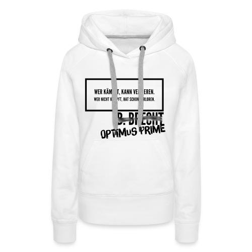 Optimums Prime - Frauen Premium Hoodie