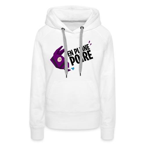 Fortnite Edition - En pleine Poire - Sweat-shirt à capuche Premium pour femmes