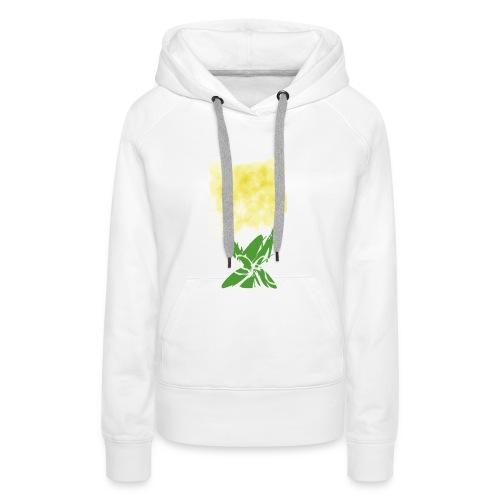 Bloemies - Vrouwen Premium hoodie