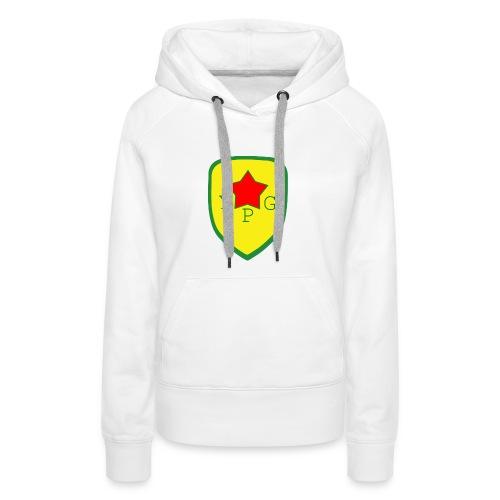 YPG Snapback Support hat - Naisten premium-huppari